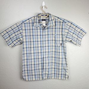 Patagonia Organic Cotton Blend Short Sleeve Shirt